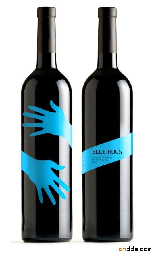 20个漂亮的瓶子包装和标签设计与结构创意